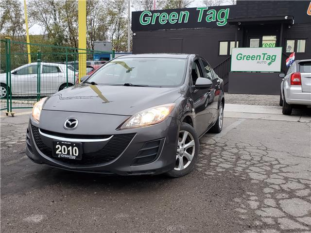 2010 Mazda Mazda3 GS (Stk: 5527) in Mississauga - Image 1 of 27