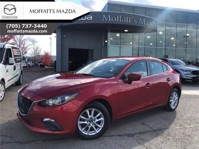 2016 Mazda Mazda3 Sport GS (Stk: 28689) in Barrie - Image 1 of 22