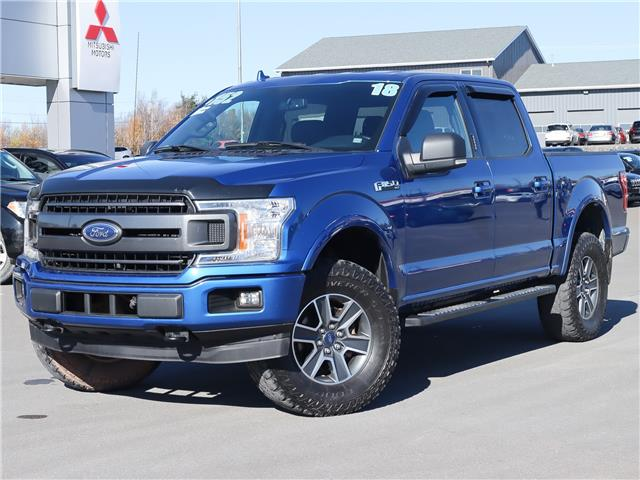 2018 Ford F-150 XLT (Stk: 201463A) in Fredericton - Image 1 of 20