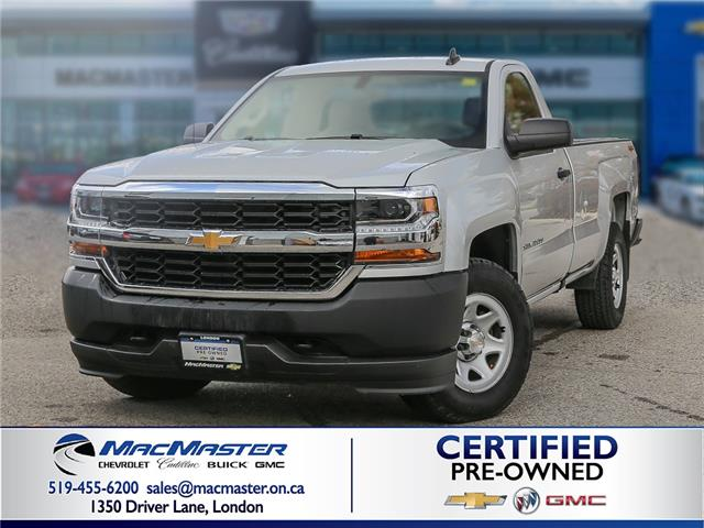 2018 Chevrolet Silverado 1500  (Stk: 205173A) in London - Image 1 of 8