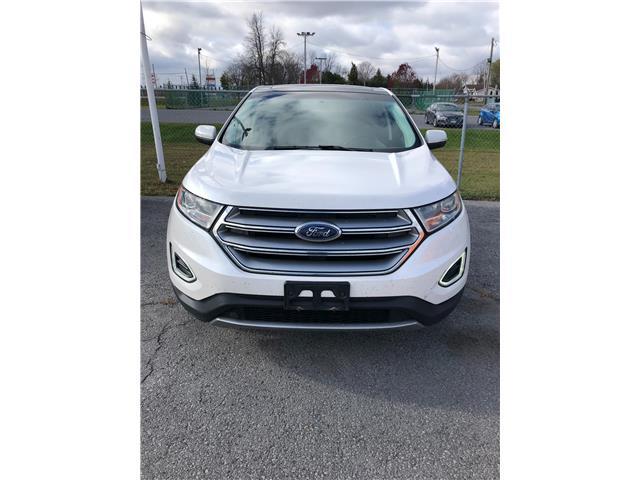 2016 Ford Edge Titanium (Stk: 7983A) in Morrisburg - Image 1 of 4