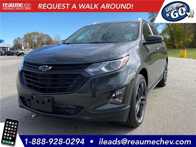 2021 Chevrolet Equinox LT (Stk: 21-0084) in LaSalle - Image 1 of 9