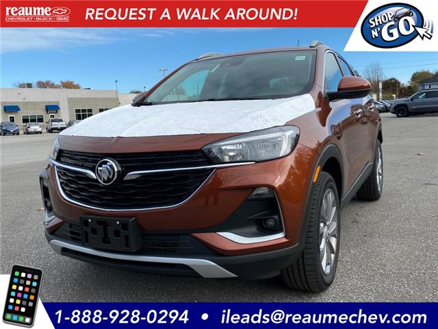 2021 Buick Encore GX Select (Stk: 21-0080) in LaSalle - Image 1 of 9