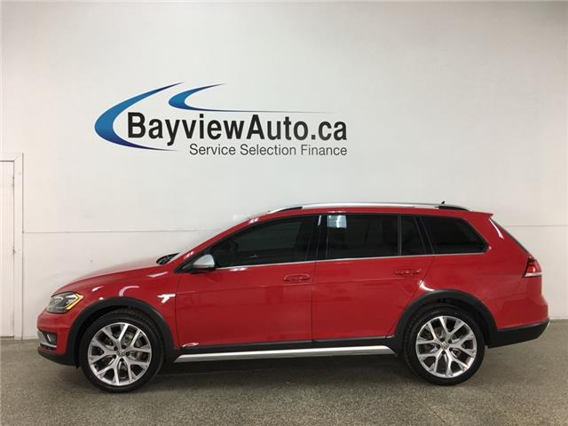 2018 Volkswagen Golf Alltrack 1.8 TSI (Stk: 37325R) in Belleville - Image 1 of 28
