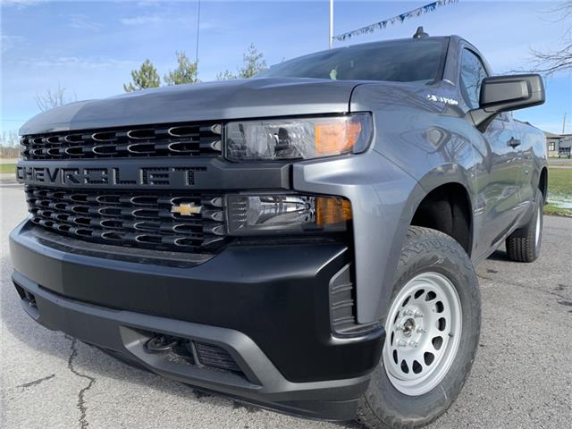 2021 Chevrolet Silverado 1500 Work Truck (Stk: 23983) in Carleton Place - Image 1 of 18