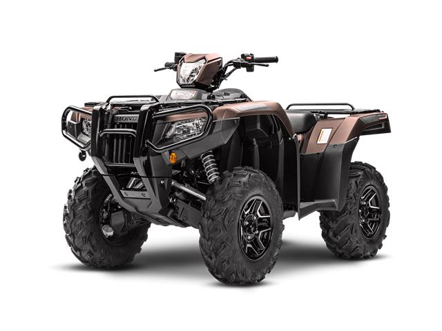 2021 Honda RUBICON 520 DCT DELUXE  (Stk: Q650426) in Fort St. John - Image 1 of 1