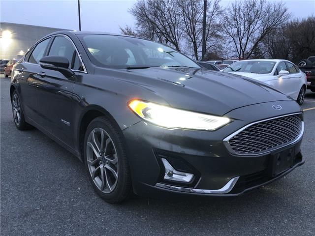 2019 Ford Fusion Hybrid Titanium (Stk: R238A) in Cornwall - Image 1 of 29