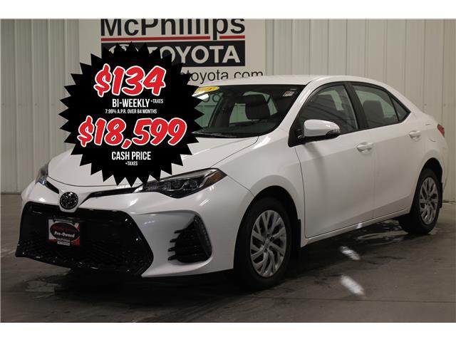 2018 Toyota Corolla SE (Stk: X055422A) in Winnipeg - Image 1 of 24