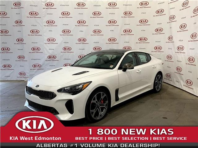 2020 Kia Stinger GT (Stk: 22440A) in Edmonton - Image 1 of 32