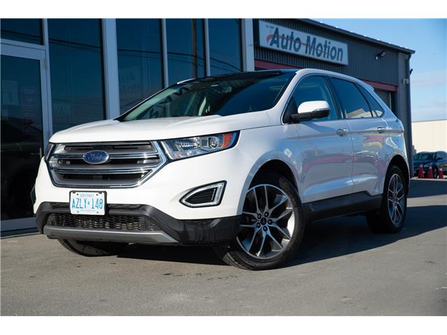 2016 Ford Edge Titanium (Stk: 20764) in Chatham - Image 1 of 23