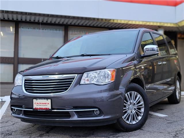 2014 Chrysler Town & Country Touring-L (Stk: 2010309) in Waterloo - Image 1 of 28