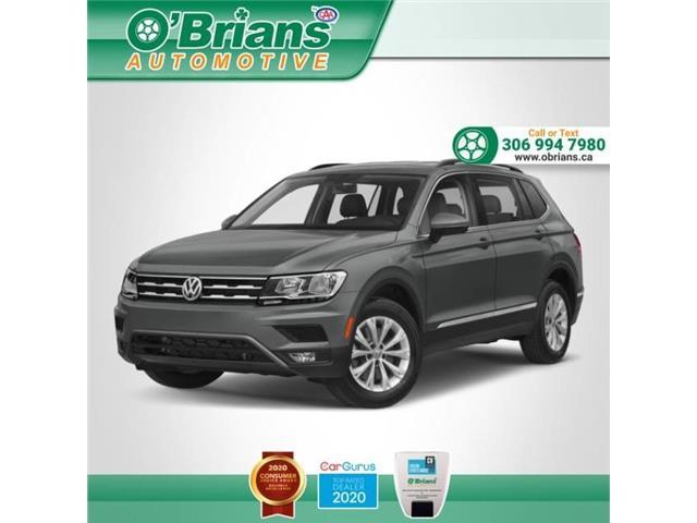 2020 Volkswagen Tiguan Trendline (Stk: 13933A) in Saskatoon - Image 1 of 1