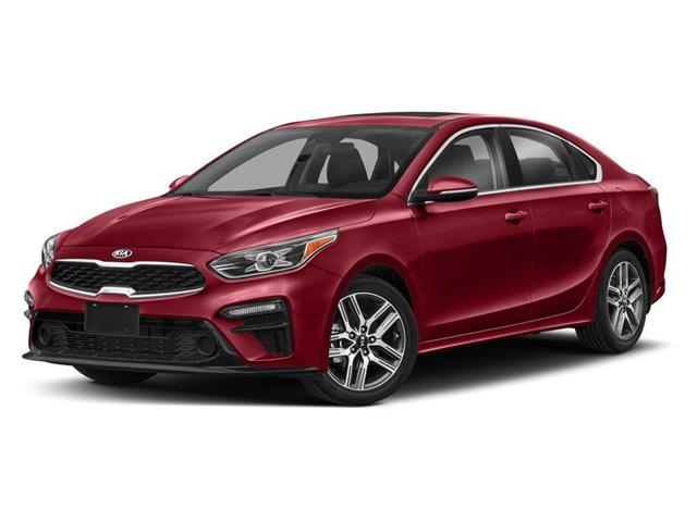 2020 Kia Forte EX+ (Stk: INCOMING-TRADE) in Barrie - Image 1 of 9