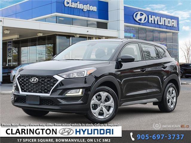 2021 Hyundai Tucson ESSENTIAL (Stk: 20731) in Clarington - Image 1 of 24