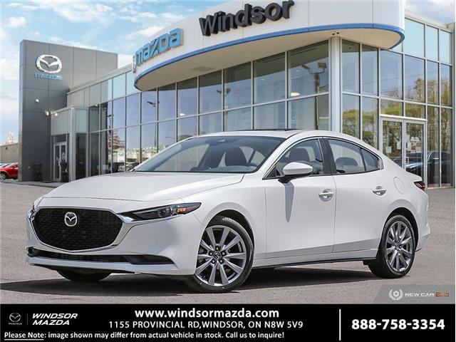 2021 Mazda Mazda3 GT (Stk: M39311A) in Windsor - Image 1 of 23
