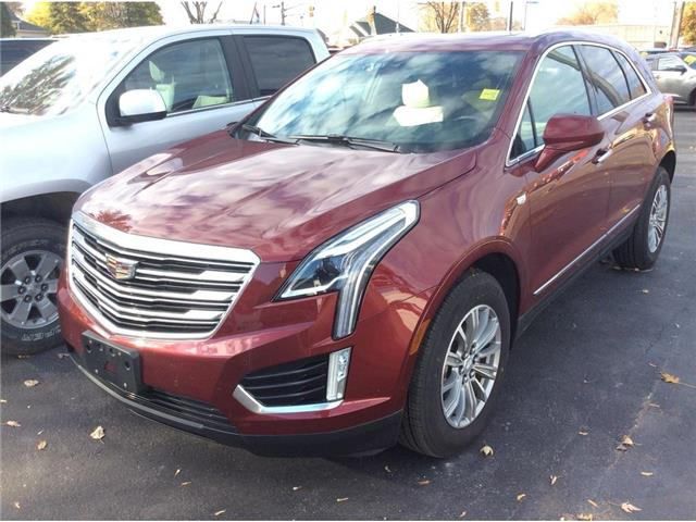 2017 Cadillac XT5 Luxury (Stk: A9322) in Sarnia - Image 1 of 1