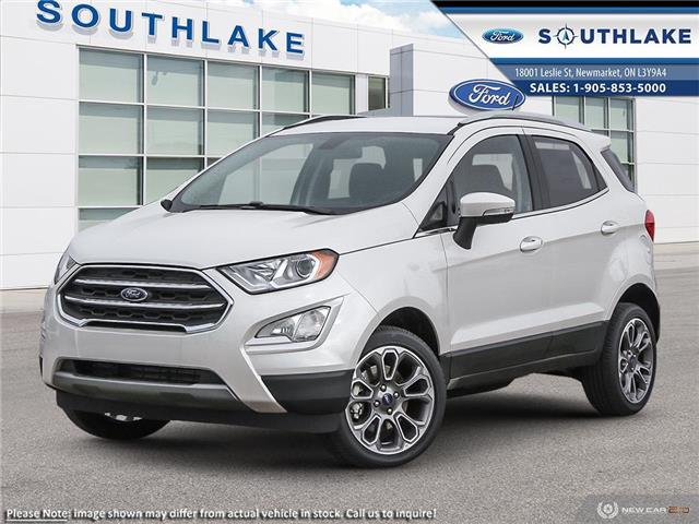 2020 Ford EcoSport Titanium (Stk: 29970) in Newmarket - Image 1 of 22