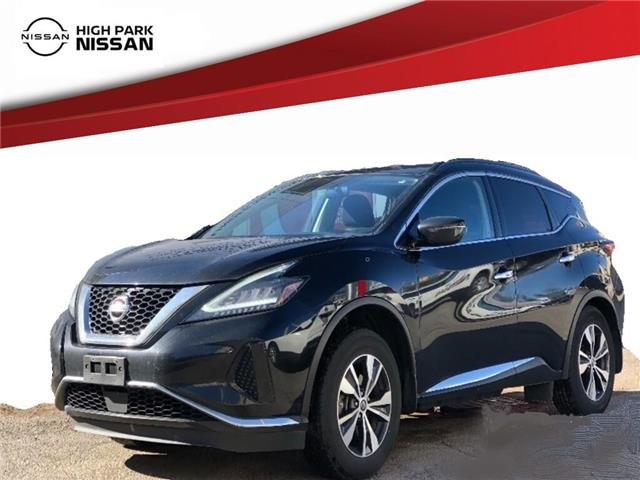 2019 Nissan Murano S (Stk: HP118A) in Toronto - Image 1 of 21