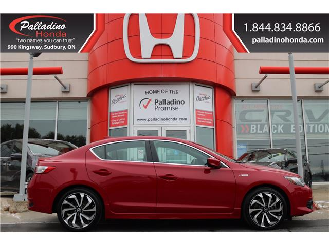 2018 Acura ILX A-Spec (Stk: BC0128) in Greater Sudbury - Image 1 of 33