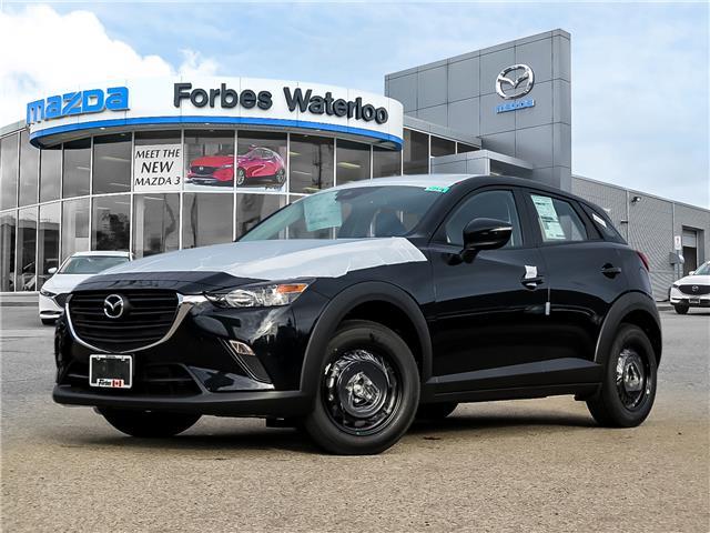 2021 Mazda CX-3 GX (Stk: G7052) in Waterloo - Image 1 of 14