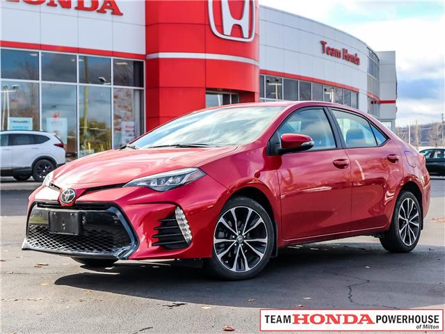 2017 Toyota Corolla SE (Stk: 3704A) in Milton - Image 1 of 1