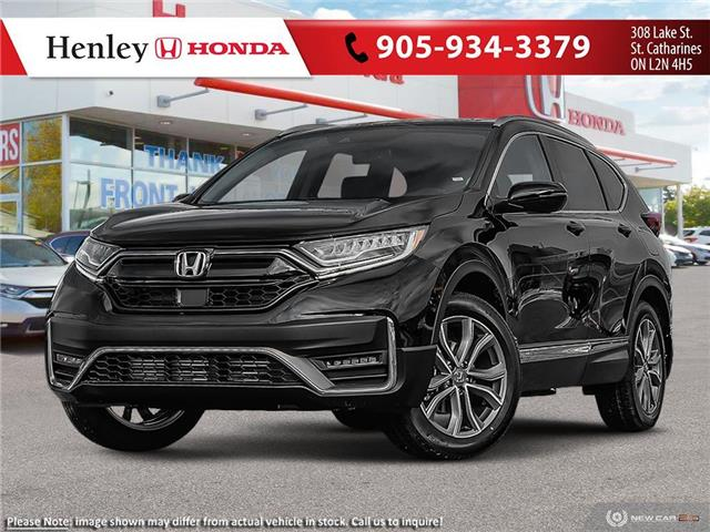 2020 Honda CR-V Black Edition (Stk: H18714) in St. Catharines - Image 1 of 23
