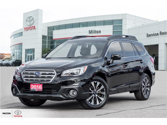 2016 Subaru Outback 2.5i Limited Package (Stk: 213767) in Milton - Image 1 of 27
