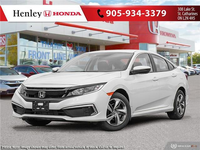 2020 Honda Civic LX (Stk: H19211) in St. Catharines - Image 1 of 23