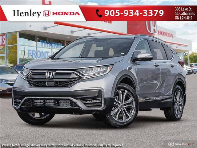 2020 Honda CR-V Touring (Stk: H18990) in St. Catharines - Image 1 of 23
