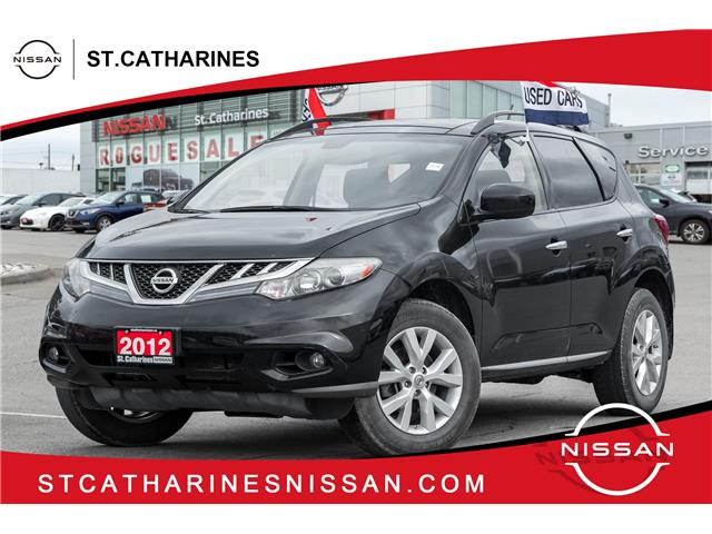 2012 Nissan Murano SL (Stk: SSP358) in St. Catharines - Image 1 of 21