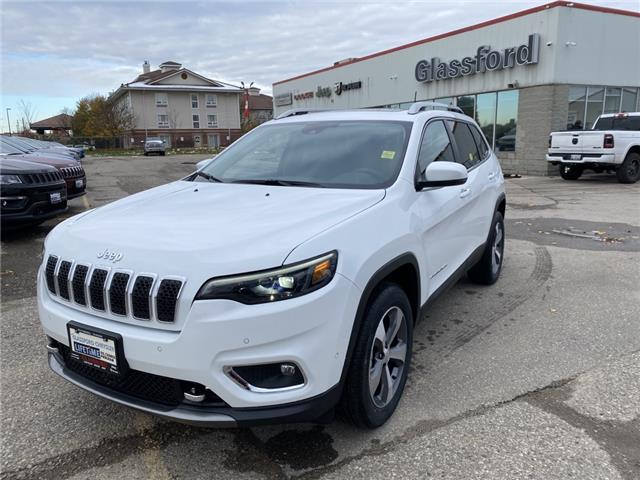 2021 Jeep Cherokee Limited (Stk: 21-033) in Ingersoll - Image 1 of 20