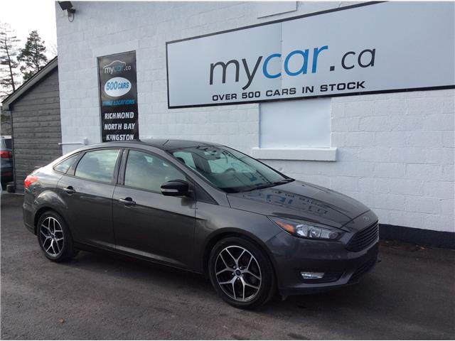 2016 Ford Focus SE (Stk: 201125) in Ottawa - Image 1 of 21