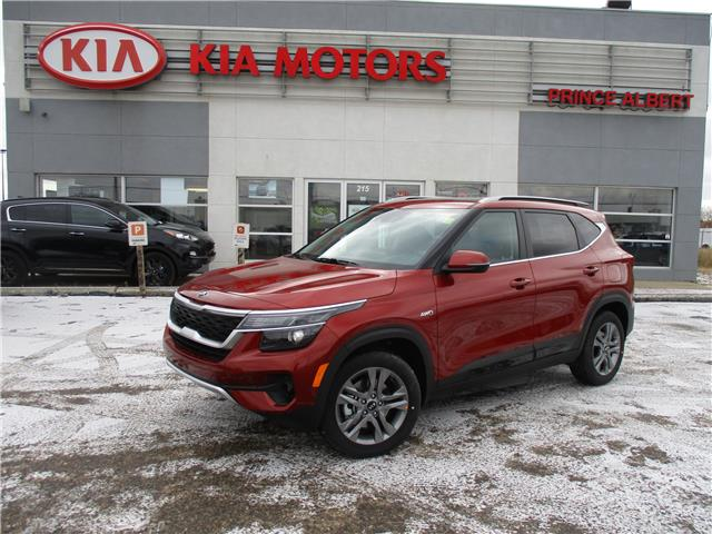 2021 Kia Seltos EX (Stk: 41021) in Prince Albert - Image 1 of 23