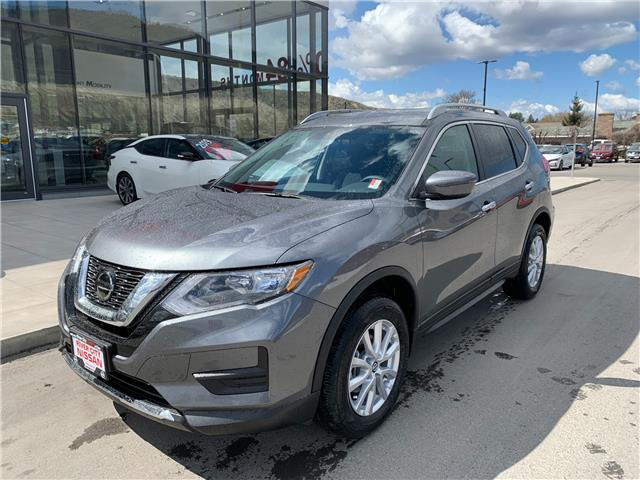 2020 Nissan Rogue S (Stk: T20313) in Kamloops - Image 1 of 25