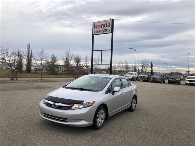 2012 Honda Civic LX (Stk: 20-130A) in Grande Prairie - Image 1 of 21