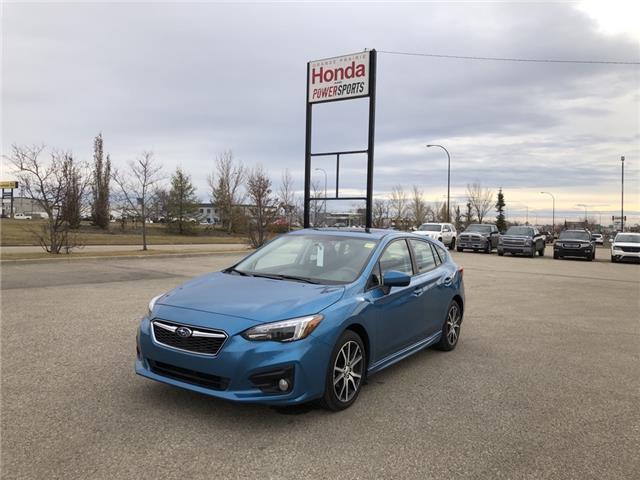 2018 Subaru Impreza Touring (Stk: 20-006A) in Grande Prairie - Image 1 of 24