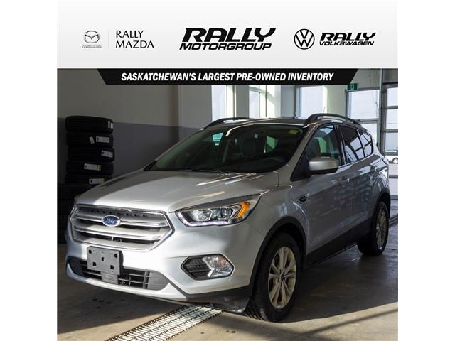 2018 Ford Escape SEL (Stk: V1365) in Prince Albert - Image 1 of 15