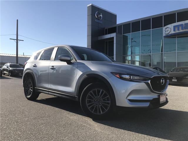 2018 Mazda CX-5 GX (Stk: UM2490) in Chatham - Image 1 of 20