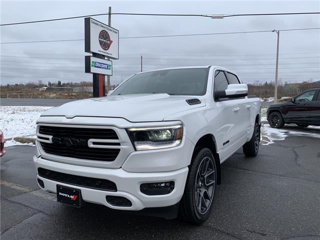 2019 RAM 1500 Sport (Stk: 90755) in Sudbury - Image 1 of 20
