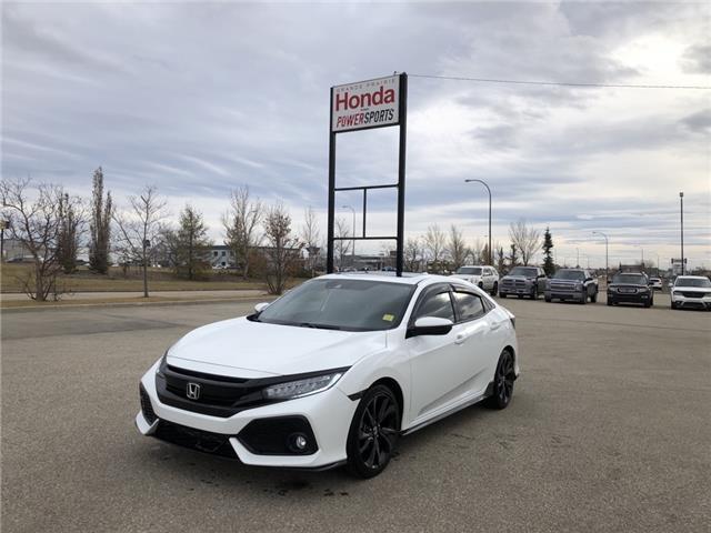 2018 Honda Civic Sport Touring (Stk: 20-135A) in Grande Prairie - Image 1 of 25
