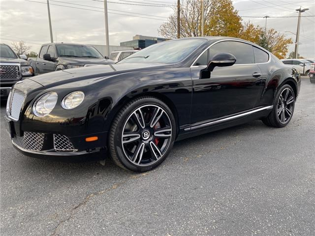 2012 Bentley Continental GT Coupe (Stk: W12) in Oakville - Image 1 of 21
