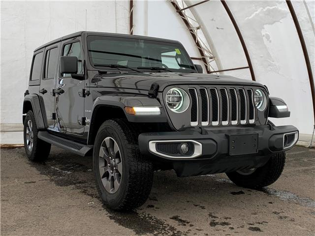 2020 Jeep Wrangler Unlimited Sahara (Stk: A8722A) in Ottawa - Image 1 of 30