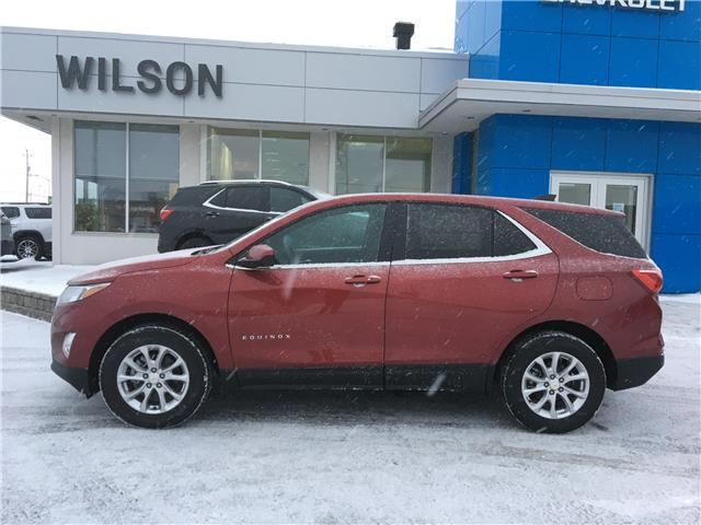 2021 Chevrolet Equinox LT (Stk: 21056) in Temiskaming Shores - Image 1 of 19