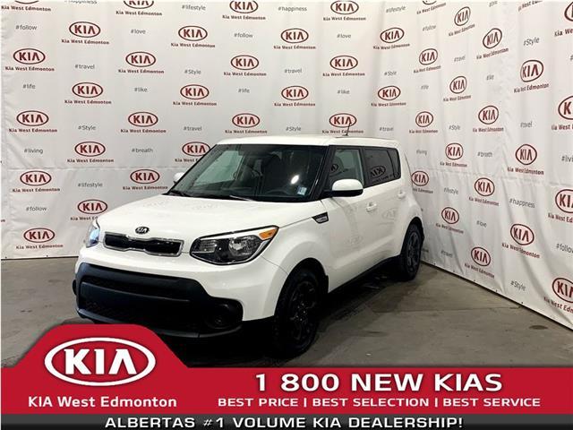 2019 Kia Soul EX (Stk: 7643) in Edmonton - Image 1 of 25