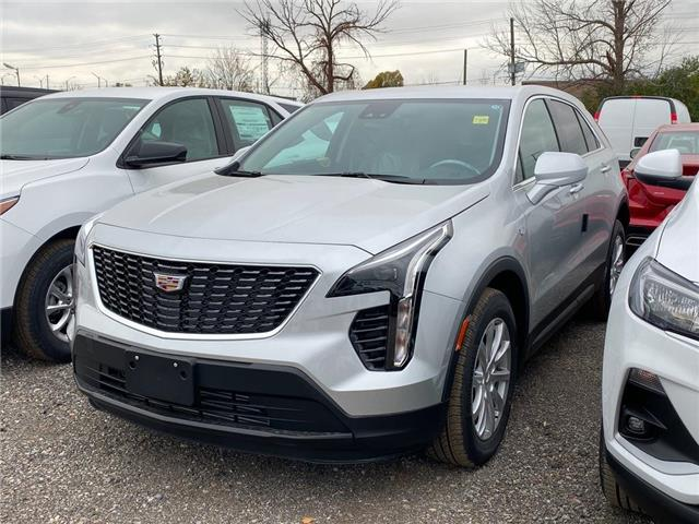2021 Cadillac XT4 Luxury (Stk: K1D041) in Mississauga - Image 1 of 5
