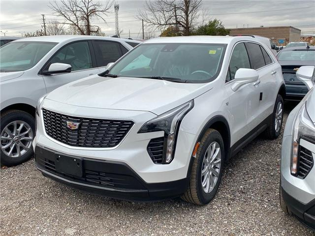 2021 Cadillac XT4 Luxury (Stk: K1D048) in Mississauga - Image 1 of 5