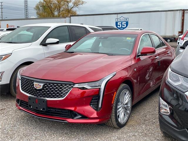 2021 Cadillac CT4 Premium Luxury (Stk: K1T011) in Mississauga - Image 1 of 5