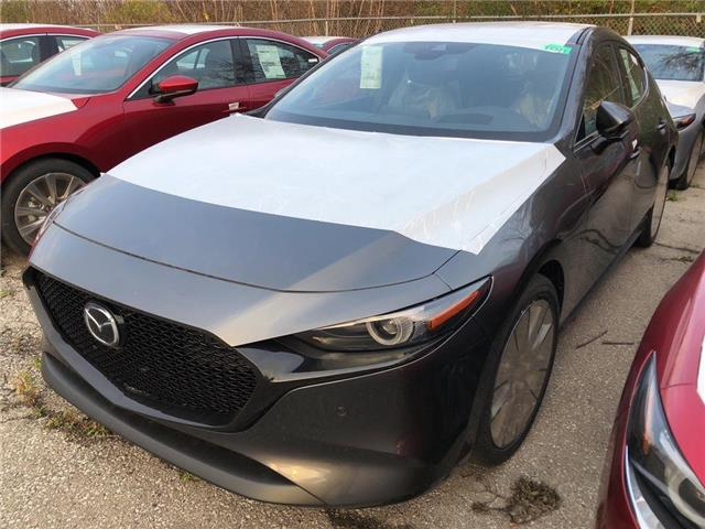 2021 Mazda Mazda3 Sport GT (Stk: 21240) in Toronto - Image 1 of 5