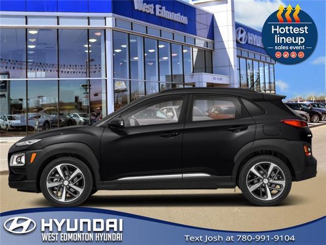 2021 Hyundai Kona 1.6T Ultimate (Stk: KN10612) in Edmonton - Image 1 of 1