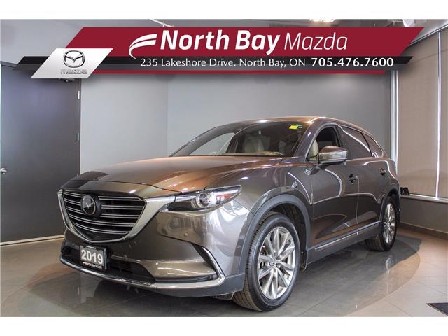 2019 Mazda CX-9 GT (Stk: 2155A) in North Bay - Image 1 of 27